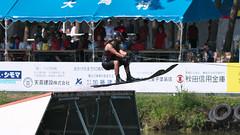 20160903_132146_DSC_5844 (seiichi_sugano) Tags: waterski waterskiing watersports water championship collegiate jccw jump trial ob oogata akita japan   og