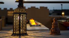 Dubai desert (|-|) Tags: dubai dubaidesert deserttour tour desert uae fire lights nature safari desertsafari fireplace oldvillage village