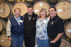 Wine Boot Camp 2016 (lynfredwinery) Tags: wine winery lynfred winemaker winemaking illinoiswine chicagowine flowers grapes