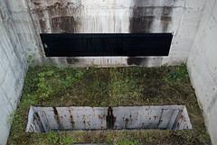 (Simek1) Tags: simek geometry black circle ukraine minimal abandoned