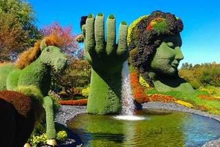 Botanical Gardens - Montreal  Quebec, Canada