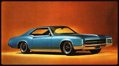 1967 Buick Riviera Hardtop Coupe (Cad-Kyiv) Tags: car buick automobile brochure vintagead vintageprint buickriviera