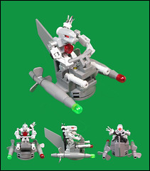 Charon (Karf Oohlu) Tags: robot lego mecha droid moc exoforce