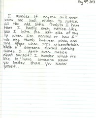 Better than myself (dearlightning) Tags: love writing mine you know journal relationships better littlethings iknowyoubetterthaniknowmyself