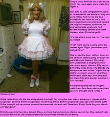 Emily (Jenni Makepeace) Tags: fetish transformation magic tgirl sissy caption captions mtf tgcaptions tgcaption