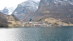 Fiordo norvegese (Cristiano Guidetti - ViaggioVero) Tags: winter snow norway train bergen flam fiordo flamsbana