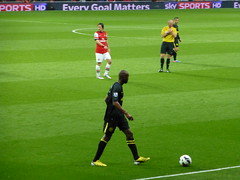 Arsenal vs Wigan (wonker) Tags: game london english sports ball football team grove stadium soccer north emirates match islington highbury arsenal footy league premiership wigan ashburton gunners ashburtongrove emiratesstadium northlondon premierleague epl arsenalvswigan englishpremierleague thepremiership