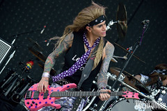 Lexxi Foxx (Scenes of Madness Photography) Tags: columbus ohio music rock photography nikon stadium steel may crew madness travis press range panther haley scenes lexxi 2012 foxx rotr d3200 breakdow