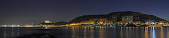 Alicante Panorama (Ricardodaforce) Tags: panorama espaa valencia reflections lights luces spain alicante reflejos nikond7000