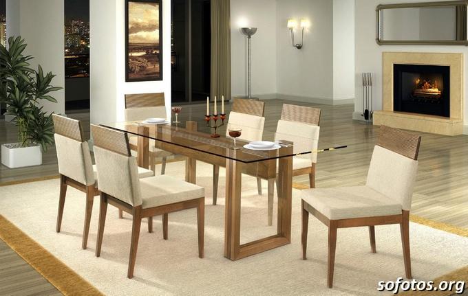 Salas de jantar decoradas (164)