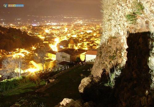 CZ-Lamezia Terme-Nicastro vista dal castello Normanno_L
