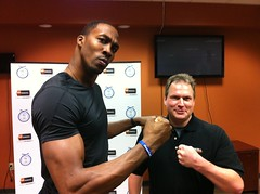 Kurt & Dwight Howard