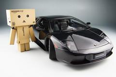 DSC02931.jpg (ntstnori) Tags: home car comic character figure lamborghini murcilago 118 miniture photola
