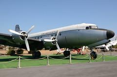 DSC_2976 (Proplinerman) Tags: aircraft douglas airliner dc4 propliner turkhavakuvvetleri eti683
