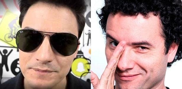 Netflix produzirá especiais de comédia com Felipe Neto e Marco Luque
