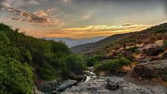 Cajn del Maipo al tramonto (Luna y Valencia) Tags: chile sunset cile puestadelsol cajondelmaipo lagunillas