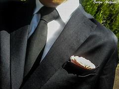TRAJE CHAQUETA (Las Fotografas del Capturador) Tags: corbata chaqueta