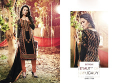 D No. 7708 (Libas B2B) Tags: georgette digital print salwarkameez