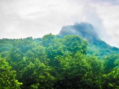 A cerro in El Salvador.