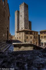 Le Torri di San Gimignano (SI) (Roman_77) Tags: nikon italia d750 siena sangimignano toscana middleages borgo torri medioevo storia borghi roman77