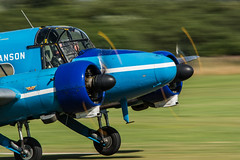 _DSC5655-13 (Ian. J. Winfield) Tags: shuttleworth oldwarden airshow aircraft flying plane aeroplane vintage historical avro 19 nineteen anson bae