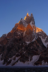 Karpogoro: Beacon (Shahid Durrani) Tags: biafo glacier karakorams gilgit baltistan pakistan