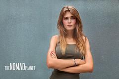 Grey 02 (The Nomad Planet) Tags: horizontal girl woman beautiful style jewlery closeup fashion brand grey