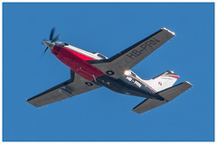 Private Piper PA 46 Meridian (Phil Downwind) Tags: hbprn piper pa46 meridian
