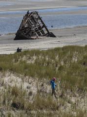 The Pesuta (Goose Spittin' Image Photography) Tags: haida gwaii graham is shipwreck sand dunes