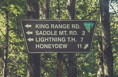 King Range Sign (Tony Webster) Tags: blm bureauoflandmanagement california honeydew kingrange kingrangenationalconservationarea kingrangeroad saddlemountainroad usdepartmentoftheinterior sign garberville unitedstates us