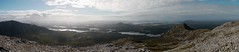 The Glencoaghan horseshoe: on Bengower (Binn Gabhar) (Mumbles Head) Tags: ireland eire connemara mayo glencoaghan gleannchochan mountains horseshoe thetwelvebens twelvepins