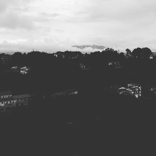 Ieri, carattere temporalesco  #september #rainy #rain #cloudy #cold #clouds #mountain #landscape #view #autumn #fall #roma #rome #italy #italia #mountains #nature #blackandwhite #bw #bnw #monochrome #igersitalia #instaitalia #picoftheday #ig_italy #igersr