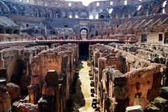 hypogeum (kfinlay) Tags: rome italy ancient monument romans historic italia