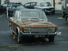 Ford Taunus P7b 20M XL V6 Pézenas (34 Hérault) 14-09-16a (mugicalin) Tags: ford taunus ford20m 20m taunus20m fordtaunus20m classiccar germancar v6power v6motor v6 fujifilm fujifilmfinepix fujifilmfinepixs1 s1 finepixs1 fordtaunusp7 fordp7 2016 3907 34 brown browncar 10fav