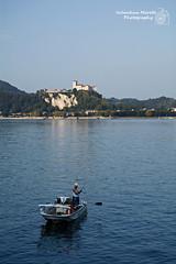 La Rocca (valentinamoretti83) Tags: angera rocca lago pescatore fisherman fotografia luce
