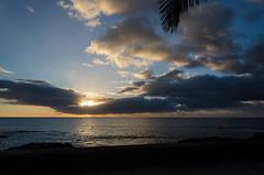 atardecer (inma F) Tags: agua atardecer bajamar cielo mar nube puestadesol tenerife