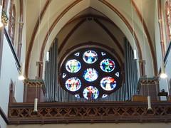 Herz Jesu Kirche Orgel (thomaslion1208) Tags: freiburg kirche kerk eglis church badenwrtenberg badenwuertenberg germany deutschland orgel organ
