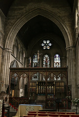St Giles Cambridge (Lawrence OP) Tags: stgiles anglocatholic church cambridge nave chancel screen rood