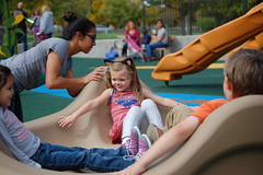 Aven's Village at Island Grove Inclusive Playground (greeleygov) Tags: village parks greeley city avens inclusive playground island grove