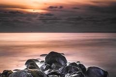 Dune (mark.helfthewes) Tags: nordsee dune atlantik meer hkommune strand steine weite himmel ndfilter d800 nikon 85mm norwegen suednorwegen wolken sky clouds stones wasser