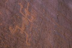 Navajo Petroglyph (FlickrdeChato) Tags: arizona monumentvalley monumentvalleynavajotribalpark navajotribalpark petroglyph petroglifo