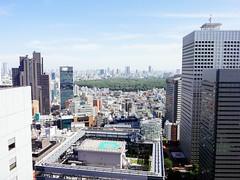 Nishi Shinjuku (Dick Thomas Johnson) Tags: japan tokyo shinjuku    shibuya  nishishinjuku      buildings skyscraper  architecture structure