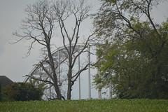 Chesapeake Cilty 041 (dena429) Tags: chesapeakecilty maryland cecilcounty bridge cdcanal chesapeakecitybridge tiedarchbridge 1949 intercoastalwaterway steel steelbridge archbridge outdoor architecture engineering transportation structure arch beam girder