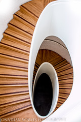 Spiral (Jonathan Vowles) Tags: london hirst gallery stairs spiral