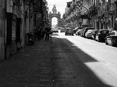 Catania_49_4518 (Dubliner_900) Tags: olympus omdem5markii micro43 paolochiaromonte mzuikodigital45mm118 catania sicilia sicily bw biancoenero monochrome