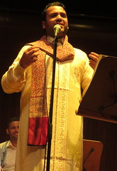 Marouane Hajji & Ikhwan Al-Fann (2016) 03 (KM's Live Music shots) Tags: worldmusic morocco samaa sufimusic andalusimusic arabicmusic marouanehajji transcenderfestival miltoncourt