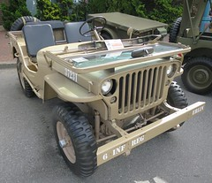 1946 Willys CJ2A (D70) Tags: 1946 willys cj2a 2016 langley good times cruisein youtubes0ttk9l7d9c