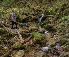 P1150117 (TallGrass-IA) Tags: edgewood iowa unitedstates us panasonic g6 1235 lumix micro43 microfourthirds waterfalls longexposure hiking outdoor nature moss