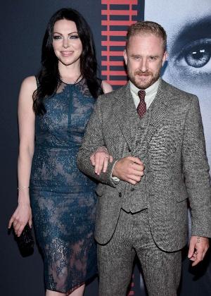Laura Prepon e Ben Foster estão noivos, diz revista