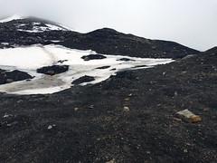 Mountain rock II (danielfoster437) Tags: arktis eis kälte wintereis arctic coldweather dewinter ice koude noordpool svalbard winter wintercold winterijs